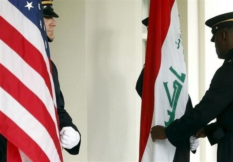 ترامپ در دیدار با الکاظمی: حضور نظامیان ما در عراق برای مقابله با تحرکات ایران است