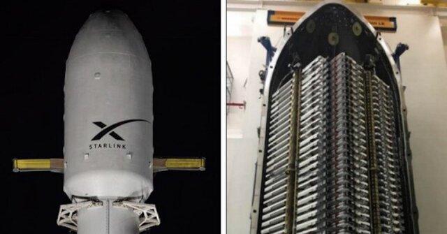اسپیس ایکس هر ماه 70 میلیون دلار صرف ساخت 120 ماهواره استارلینک می نماید