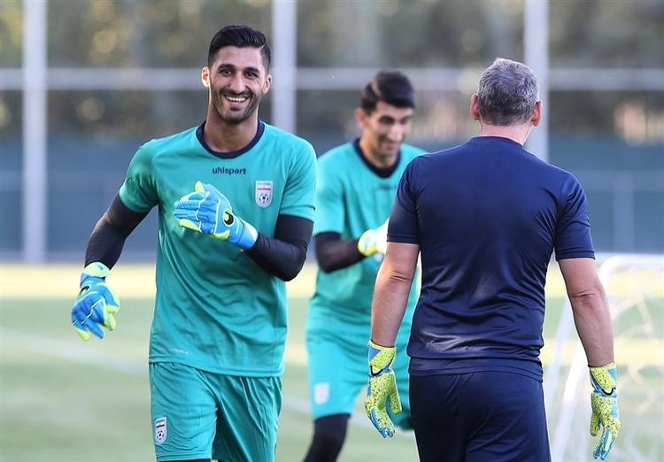 مذاکره مخفیانه باشگاه پرسپولیس با دروازه بان تیم ملی