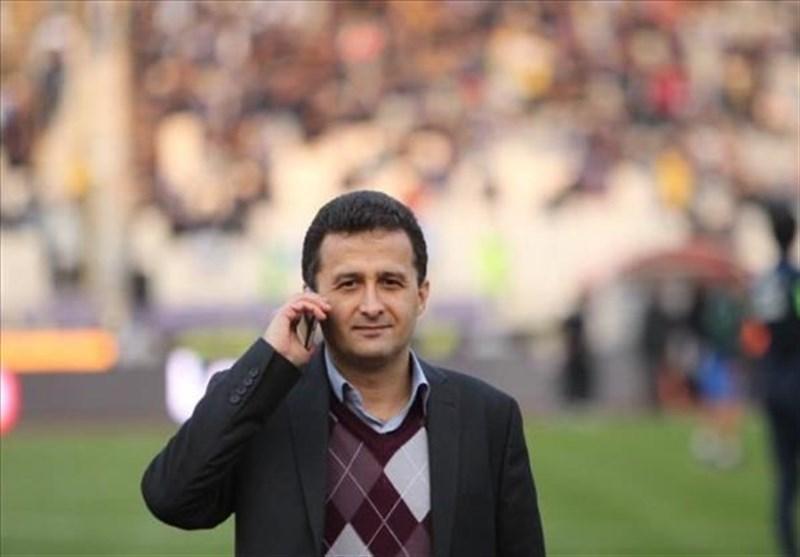 محمودزاده: استقلال و شهر خودرو نمی توانند در لیگ قهرمانان آسیا از بازیکنان جدید خود استفاده کنند