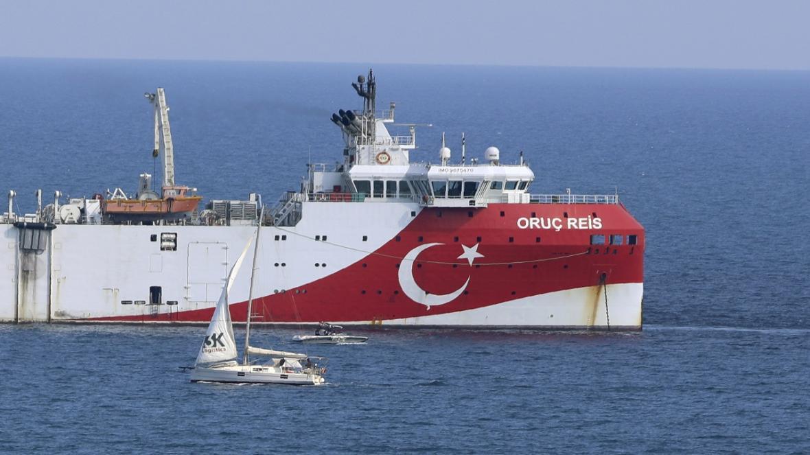موضع گیری آمریکا نسبت به اقدامات اخیر ترکیه در دریای مدیترانه
