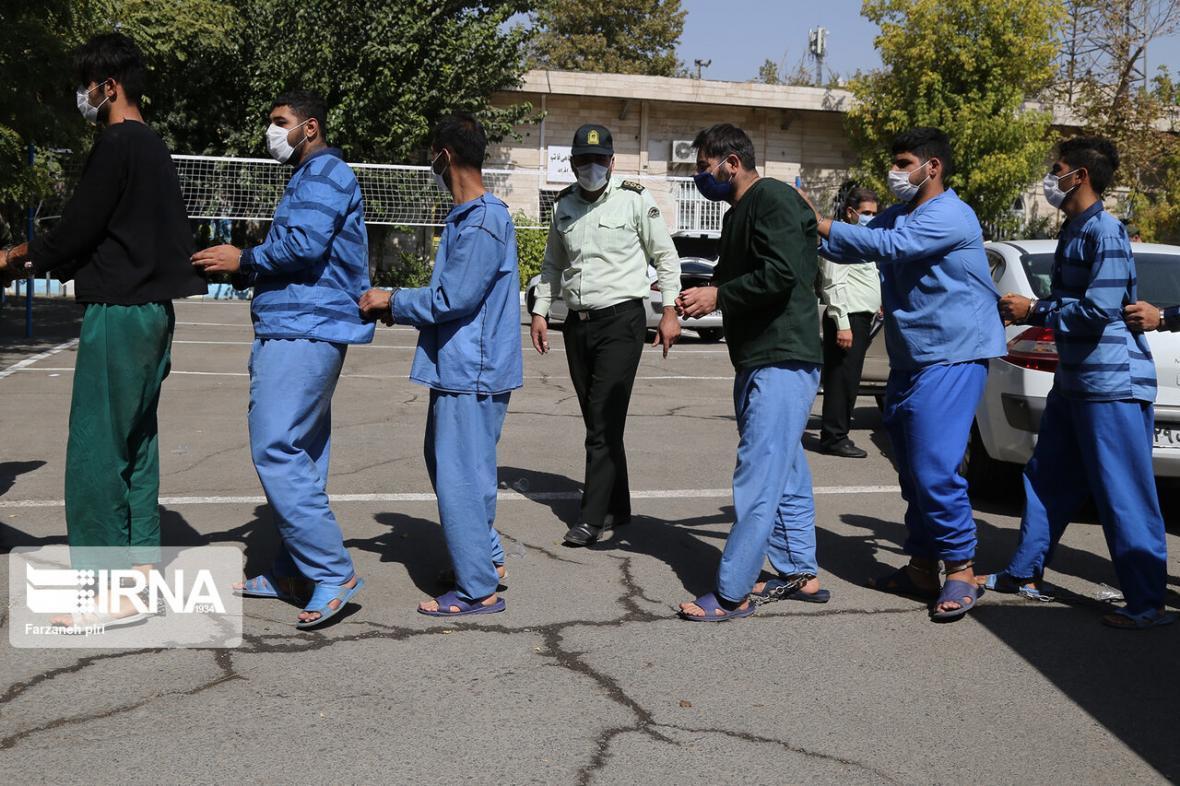 خبرنگاران 50 دزد متواری در چنگ پلیس و دیگر اخبار کوتاه خراسان شمالی