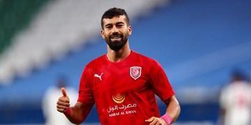 هفته هفتم لیگ ستارگان قطر؛ پیروزی الدحیل با گلزنی رضاییان، گلزنی چشمی مانع باخت ام صلال نشد