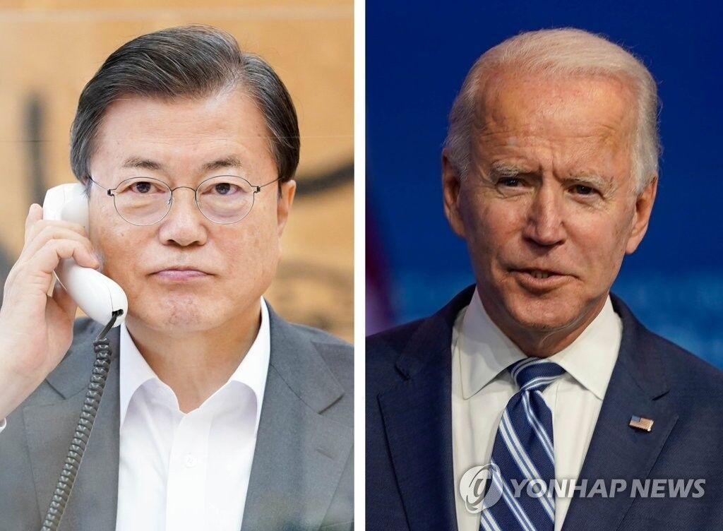 توافق بایدن و کره جنوبی برای حل مساله هسته ای کره شمالی