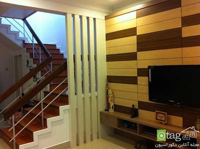 مدل های جدید دیوار پوش pvc مناسب منازل و محیط های تجاری