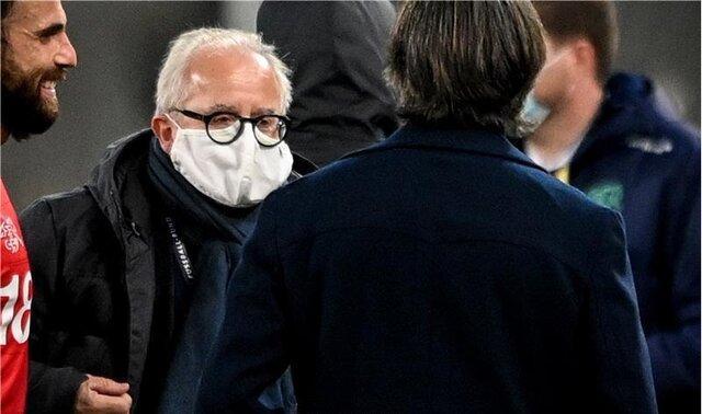 واکنش رییس فدراسیون فوتبال آلمان به شکست تلخ برابر اسپانیا