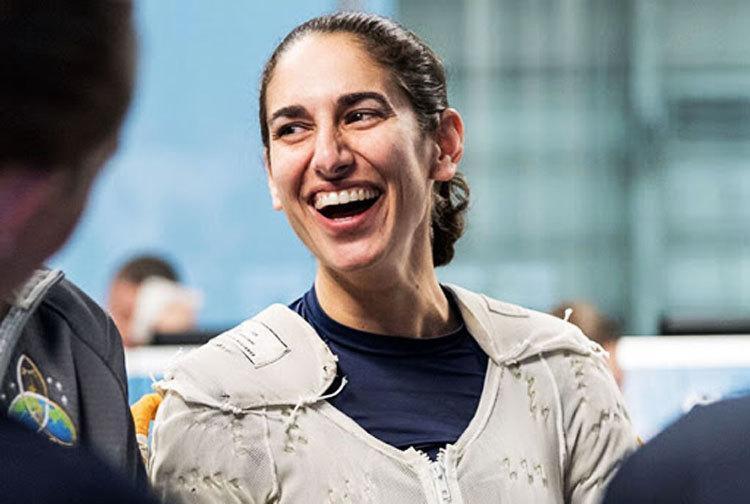 (تصاویر) یاسمین مقبلی، نخستین زنی که به ماه سفر می&zwnjکند؟