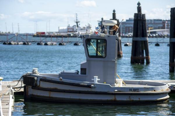 کوچک ترین قایق کاربردی نیروی دریایی آمریکا