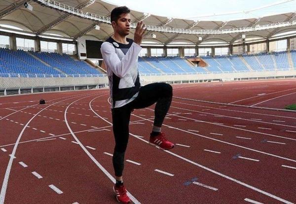 ادعای ورزشکار مطرح ایرانی؛ رونالدو را شکست می دهم