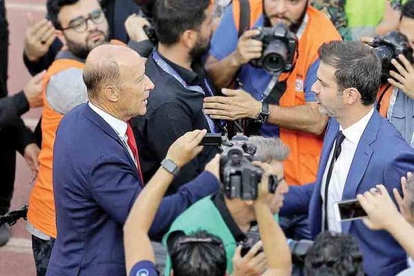 شعار احتمالی کاندیدا های ریاست فدراسیون فوتبال؛ قانون منع ورود خارجی ها لغو می گردد