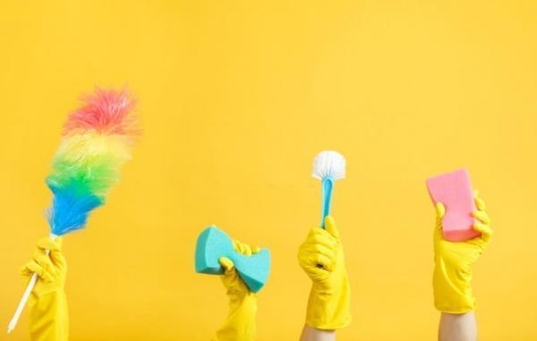11 محل دور از دسترس در خانه و راحت ترین روش برای تمیز کردن آن ها