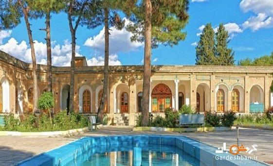 قلعه والی خان؛ بنای قاجاری زیبا در ایلام