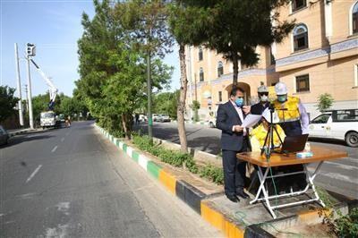 خبرنگاران نخستین اقدام فراگیر برای عبور از اوج مصرف برق در قم انجام شد