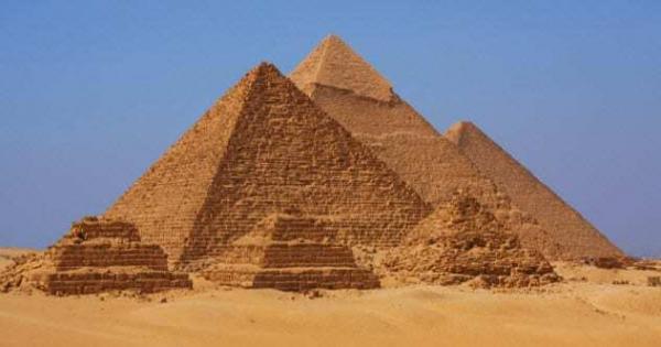 10 نظریه معقول درمورد ساخته شدن اهرام باستانی