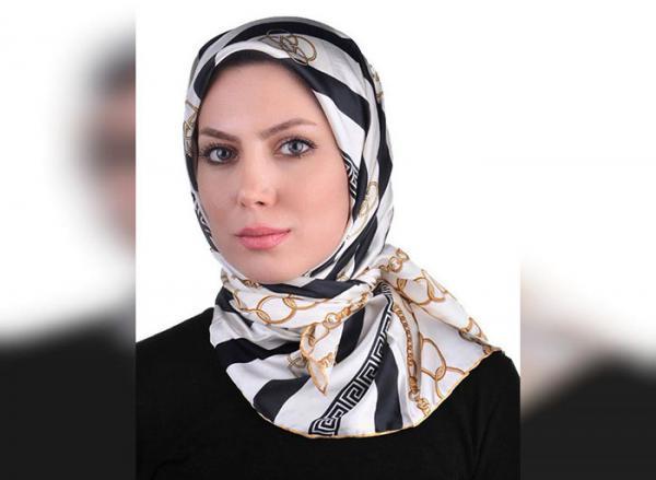 مجموعه ای از 34 مدل روسری مجلسی شیک
