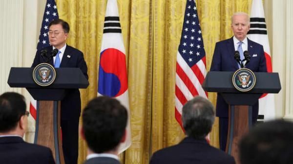 بایدن: در شرایط درست با کیم جونگ اون ملاقات می کنم