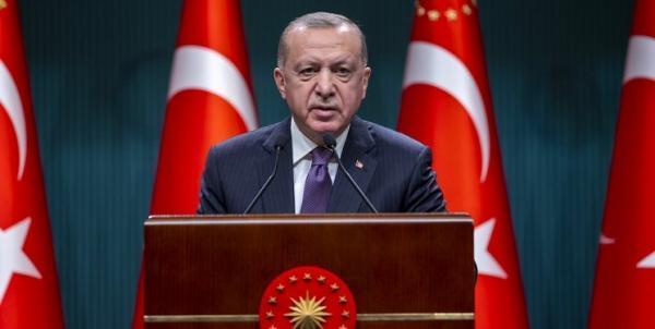 اردوغان: با ایران و روسیه برای رونق قره باغ همکاری می کنیم