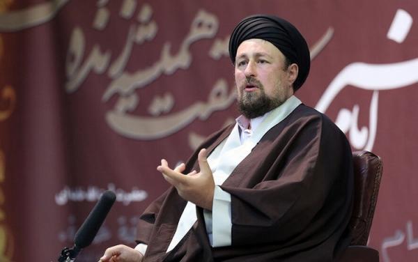 حسن خمینی: خیلی ها می خواستند از جمهوریت انتقام بگیرند
