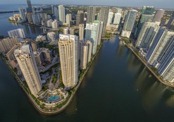 احتمال غرق شدنِ 6 کلان شهر در جهان