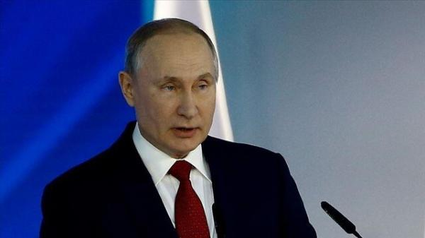 پوتین: ما به دیگر کشورها کاری را دیکته نمی کنیم