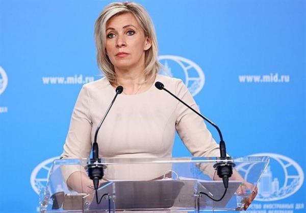 زاخارووا: صحبت کردن با روسیه با زبان تهدید، تحریم و باج خواهی بی فایده است