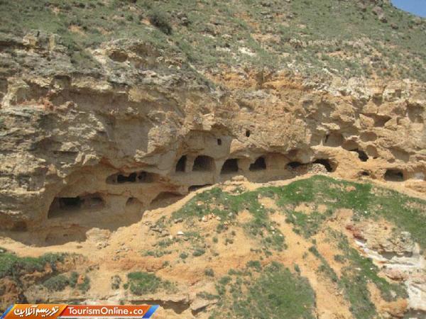 غارهای دستکند بینه لر به بخش خصوصی واگذار می گردد