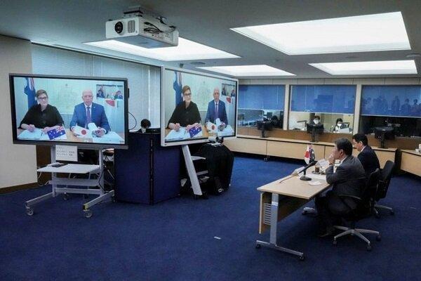 ژاپن خواهان ارتقا روابط خود با استرالیا به سطح جدیدی است