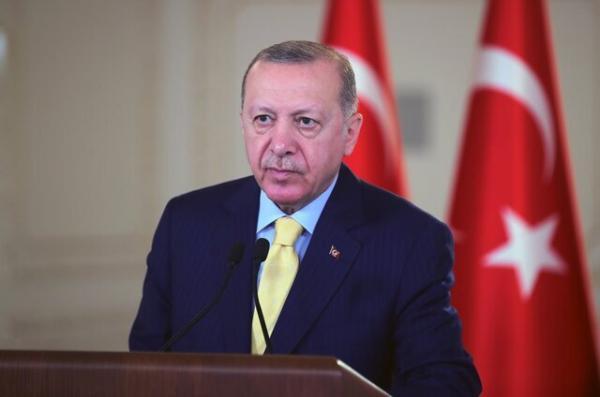 اردوغان: حملات ترکیه به عراق ادامه دارد