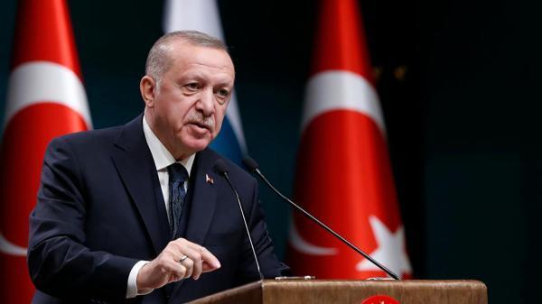 اردوغان شرایط فاجعه زده بیان کرد