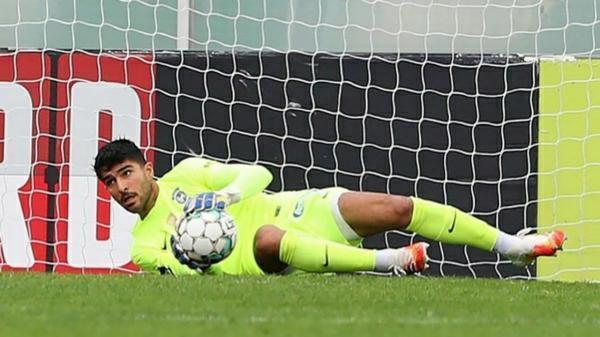 لیگ فوتبال پرتغال، کلین شیت عابدزاده در شب توقف ماریتیمو