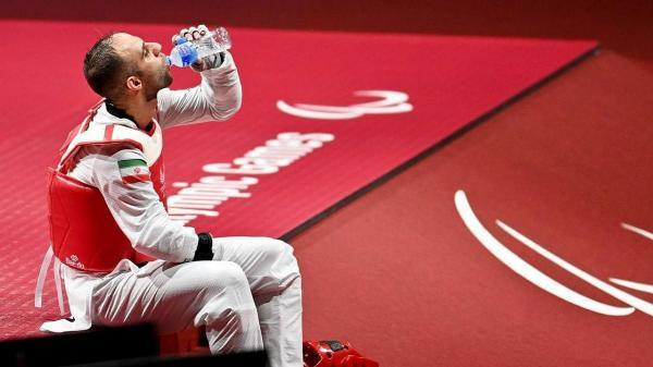 پارالمپیک 2020 ، پوررهنما مدال نقره پاراتکواندو را کسب کرد