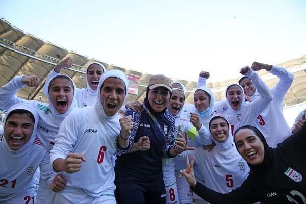 نخستین صعود تیم ملی فوتبال زنان به جام ملت های آسیا