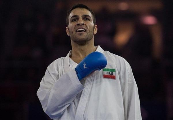 کاراته وان مسکو، کوشش پورشیب برای کسب مدال برنز